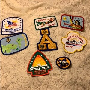 Other - Vintage Boyscout Patches